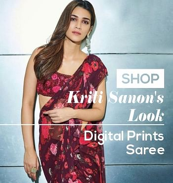 kriti-sanons-digital-printed-saree-look