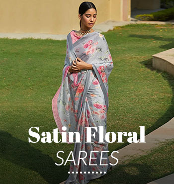 flaunt-your-love-for-satin-floral-sarees