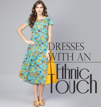 dresses-with-an-ethnic-touch