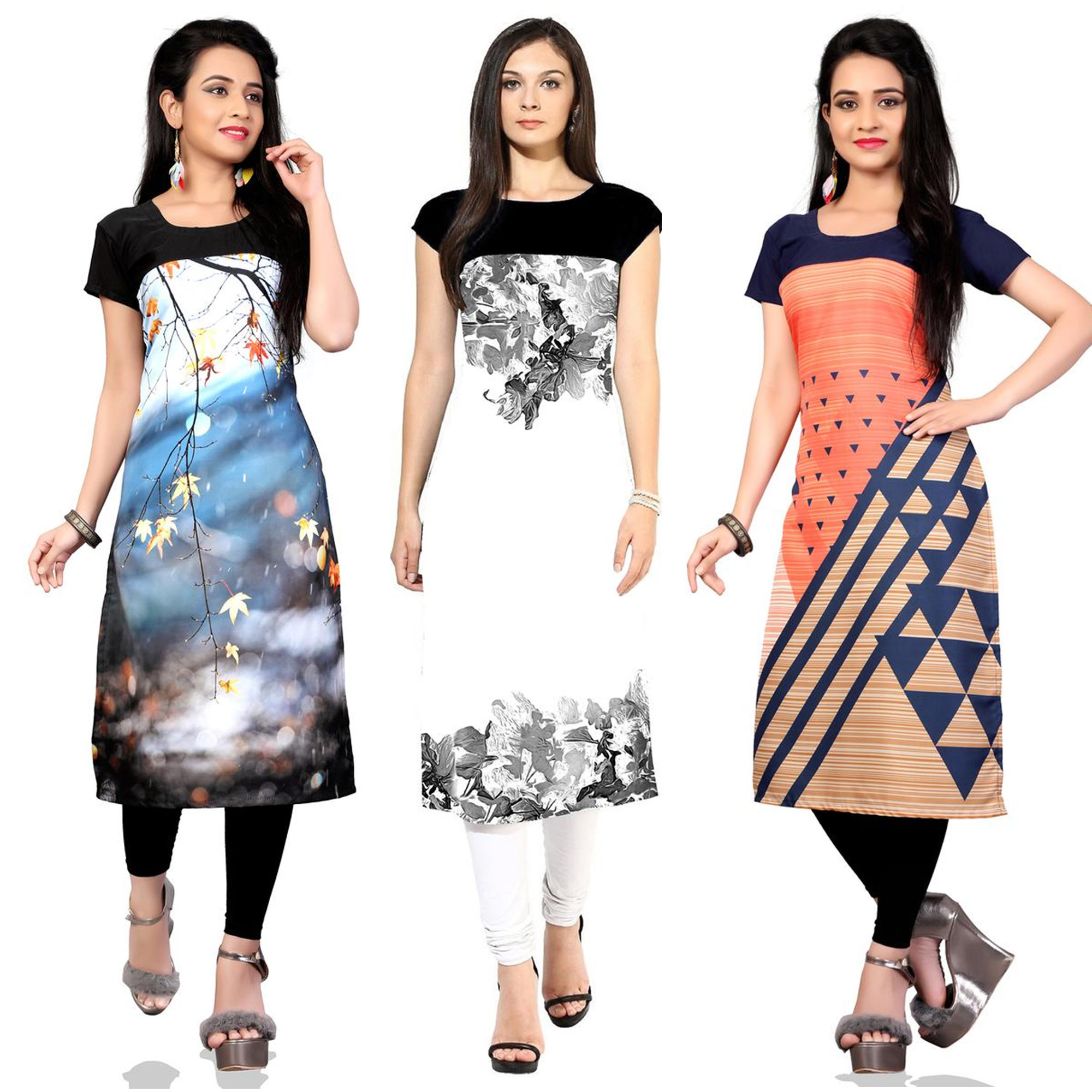 lovely-casual-printed-crepe-kurti-pack-of-3