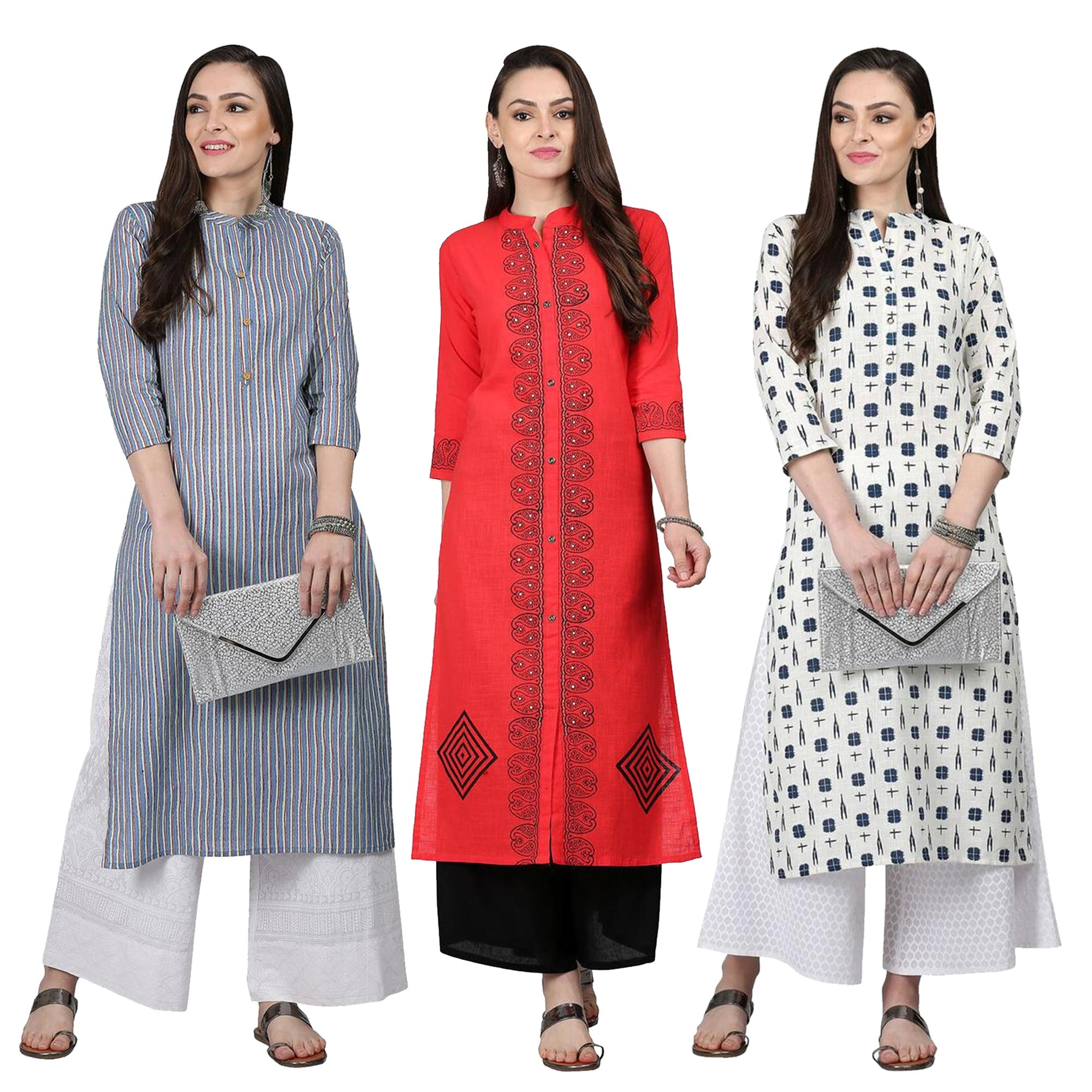 magnetic-casual-printed-cotton-kurti-pack-of-3
