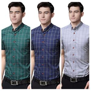 Flamboyant Casual Wear Pure Cotton Shirts Pack Of 3