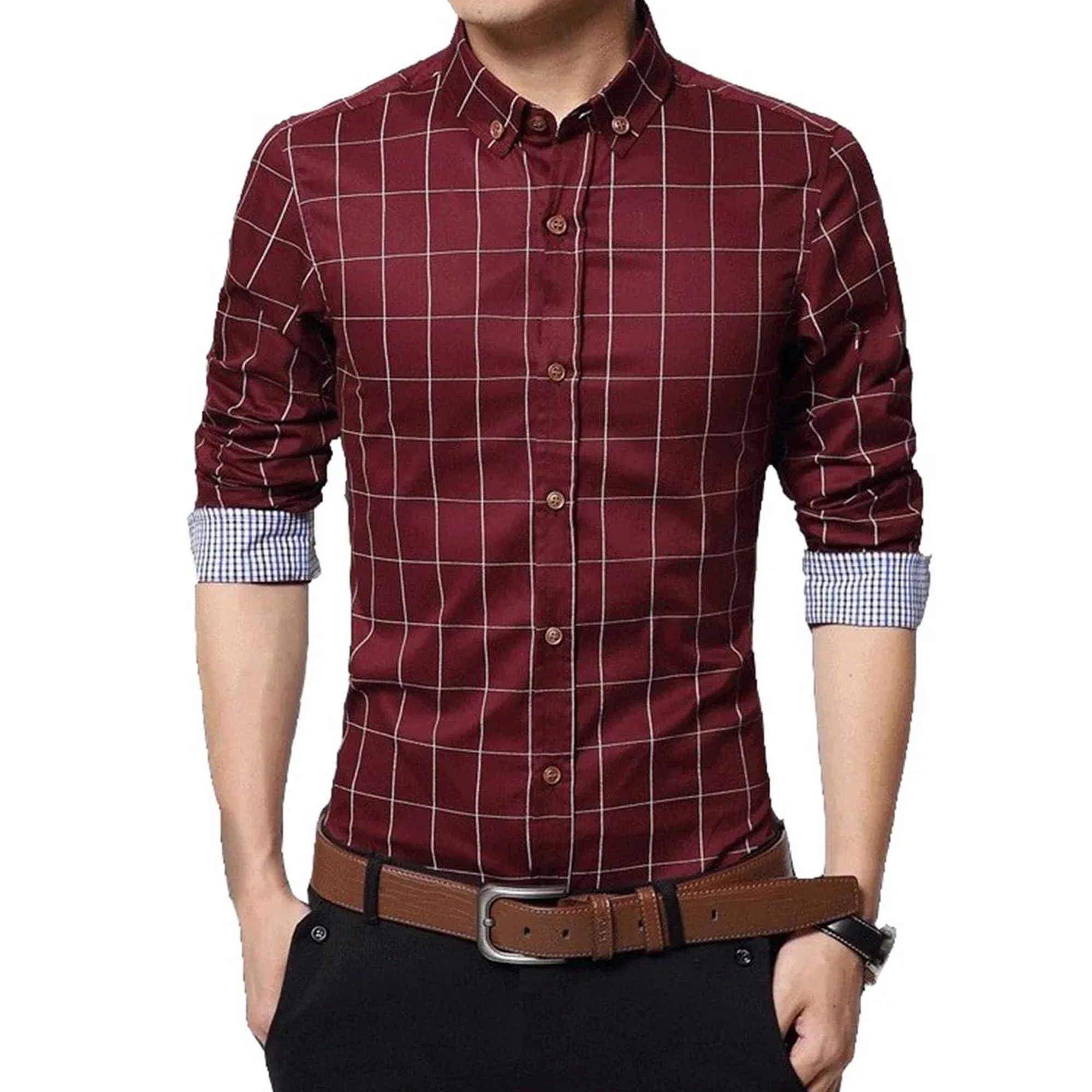 Breathtaking Casual Wear Pure Cotton Shirts Pack Of 3