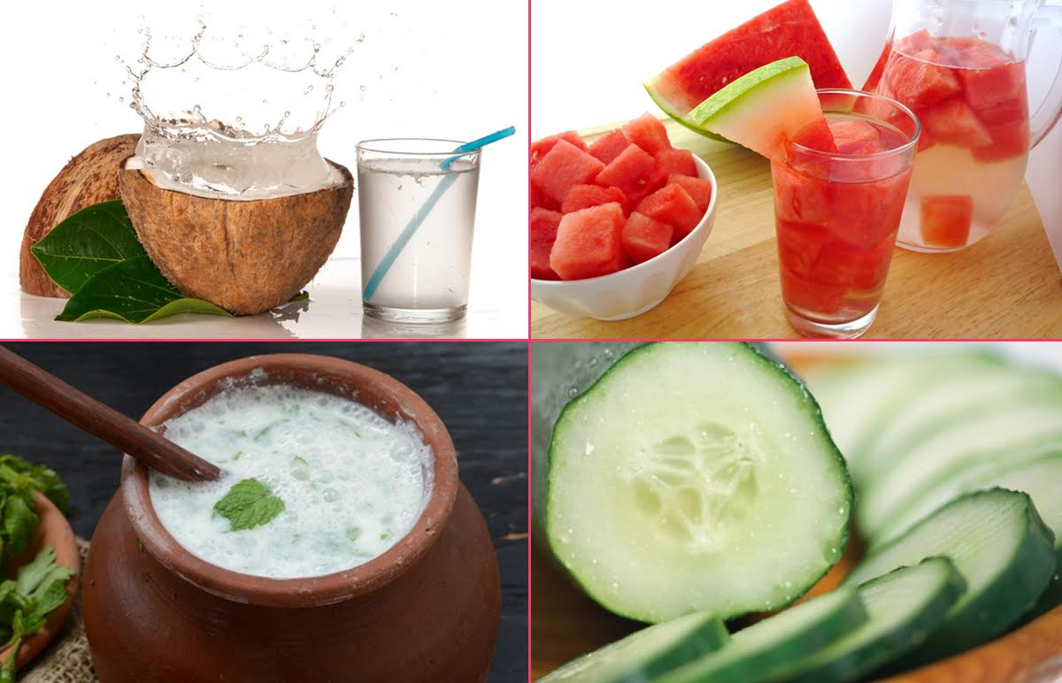 Cooling Superfoods For Summers You Need To Binge On