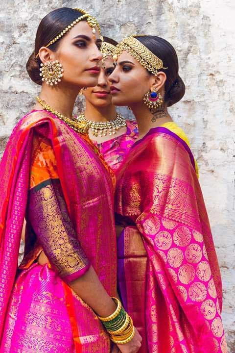 1ee21e6578 7 MUST HAVE REGIONAL SAREES FOR EVERY INDIAN WOMEN