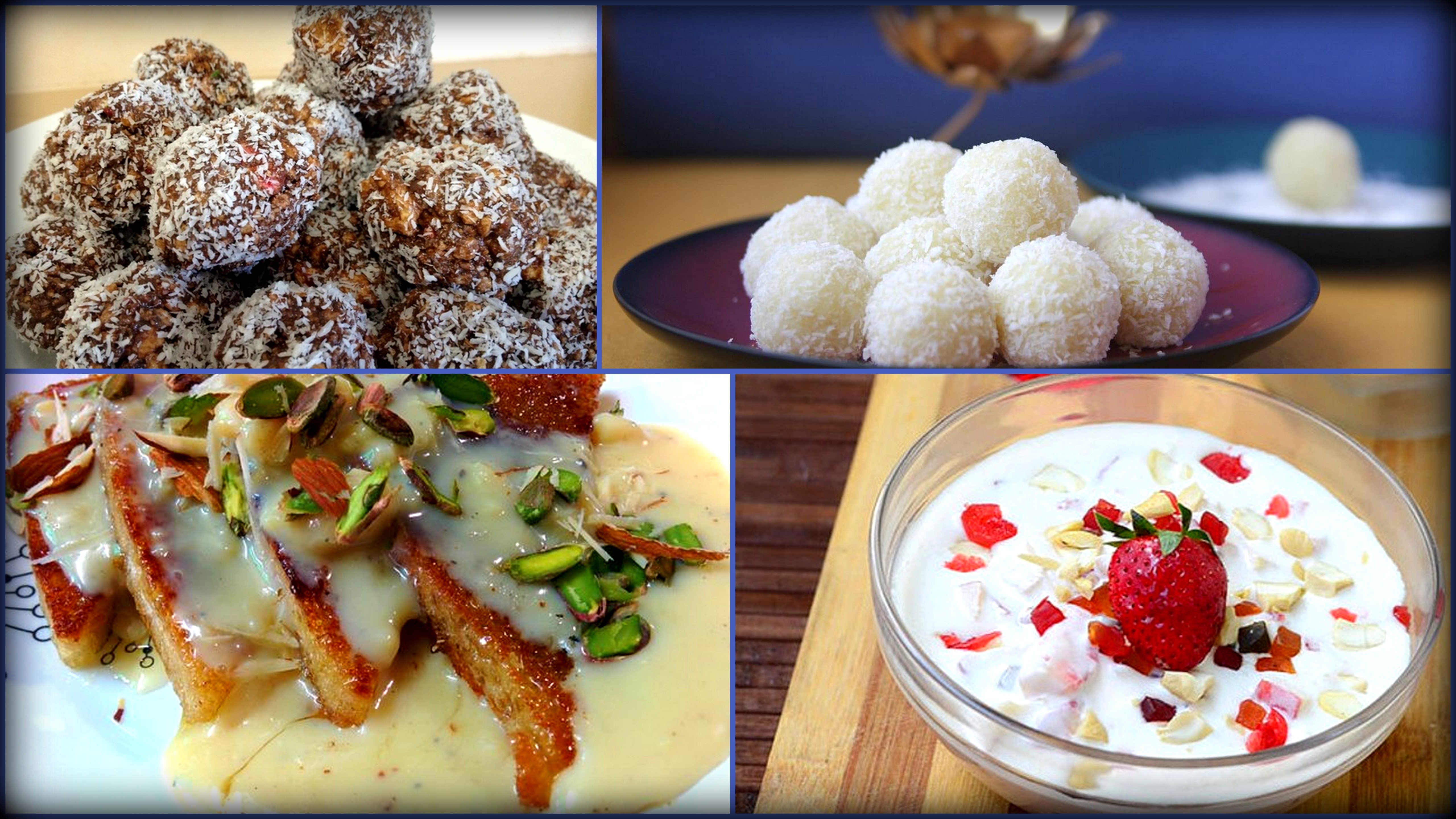 QUICK 5 MINUTE RECIPES FOR THIS DIWALI