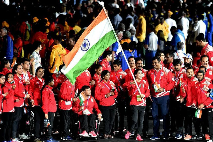 INDIA RIDES HIGH ON THE 66 MEDAL RUSH AT CWG 2018