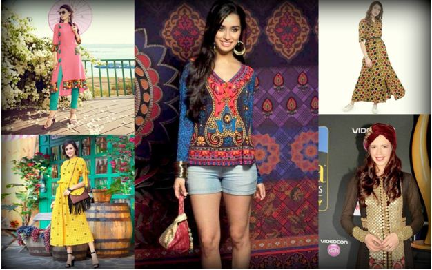 Fab mix & match ideas to give a fun look to your ethnic wear