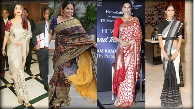 SAREES FOR DIFFERENT OCCASIONS