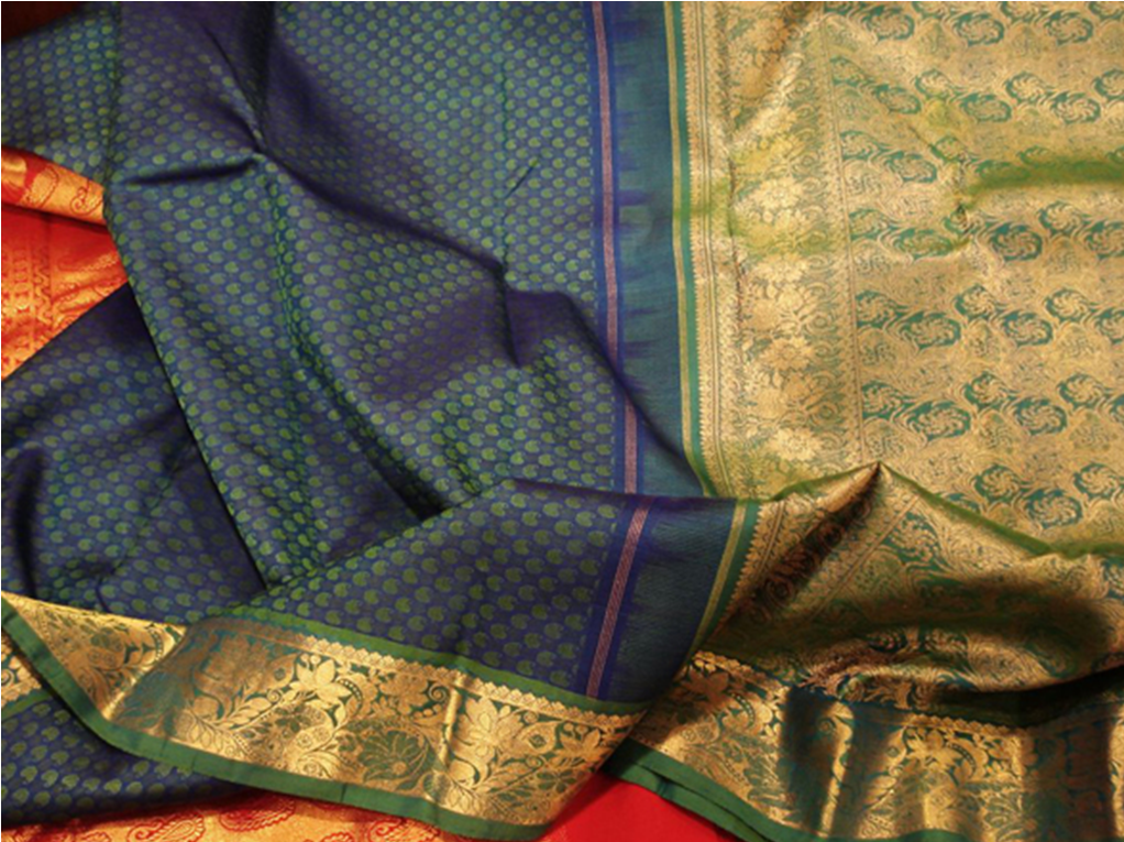 THE UNWITTING CHARM OF MYSORE SILK SAREES