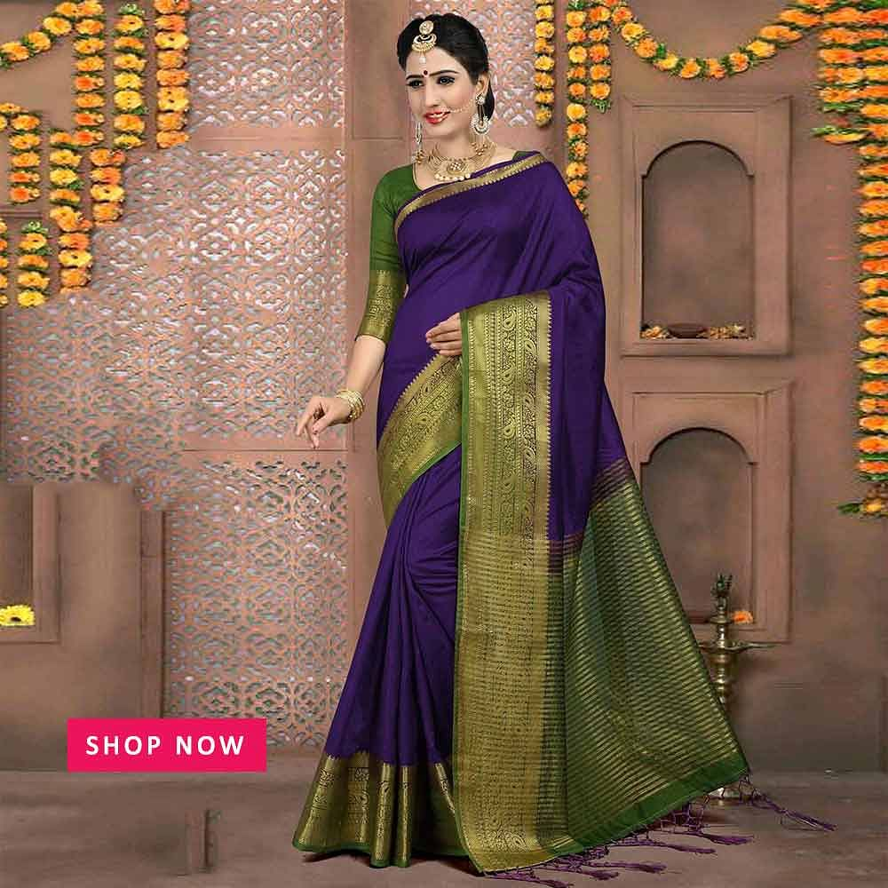 1539944074_FTR-PRFS-5753-PRN6756_Beautiful_Violet_Colored_Festive_Wear_Woven_Art_Silk_Saree.jpg