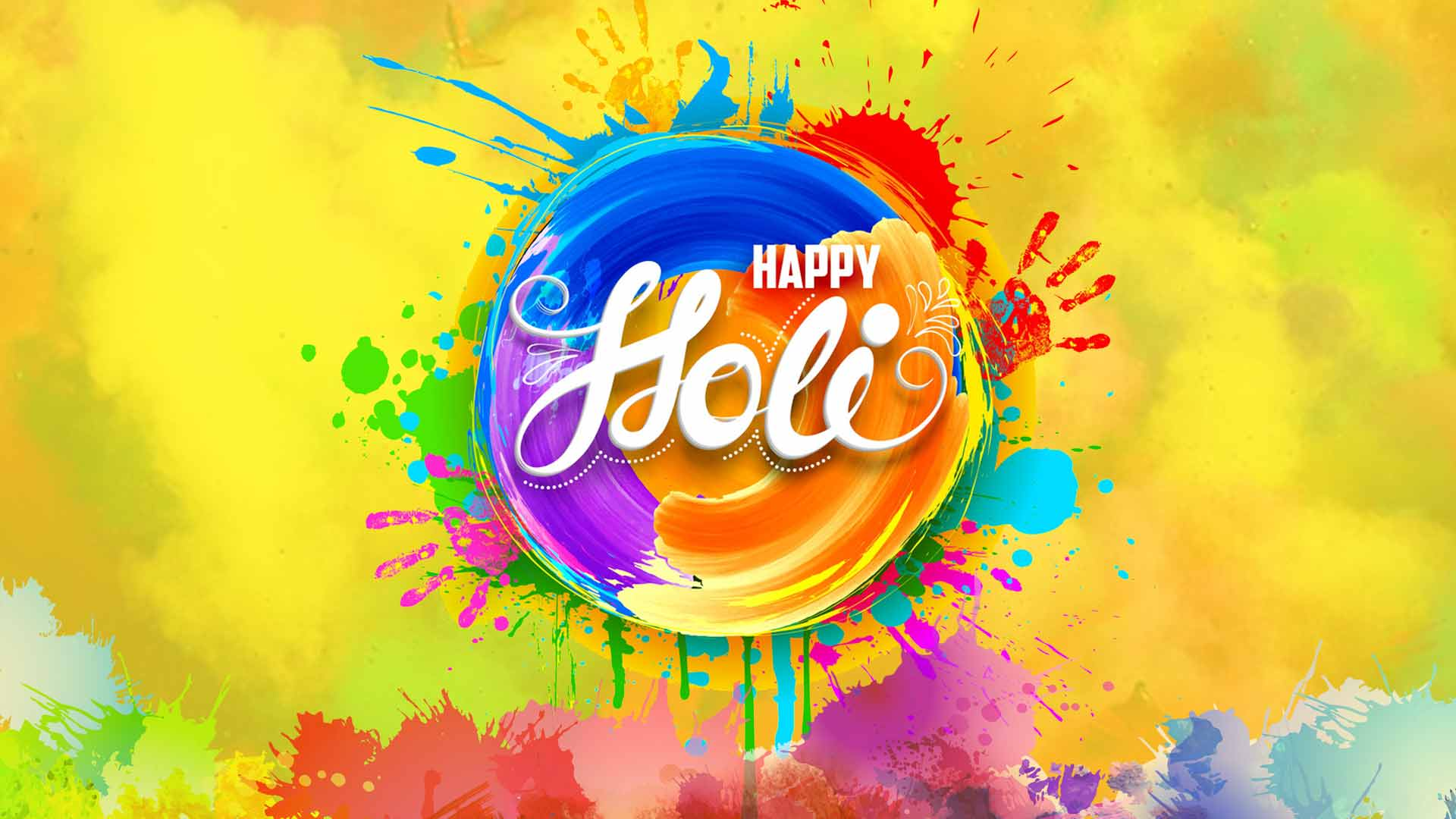 HOLI: SPLASHING COLORS OF JOY