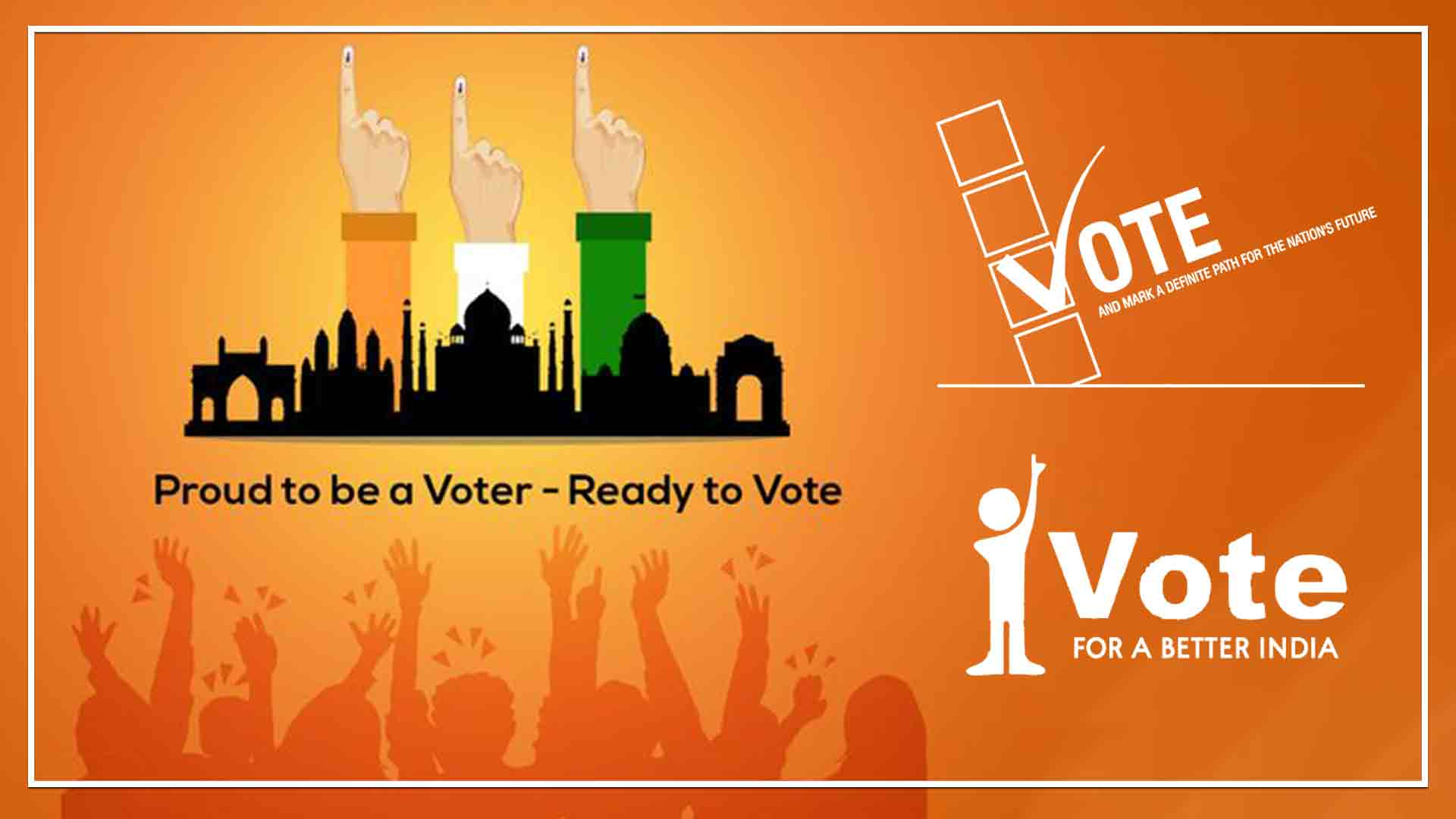 VOTE RIGHT: GENERAL ELECTIONS 2019