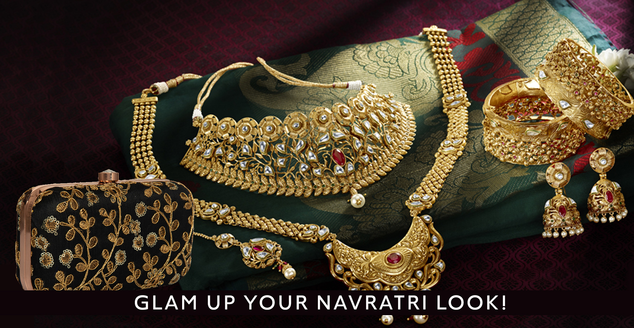 Trending Fashion Accessories To Slay The Navratri Look