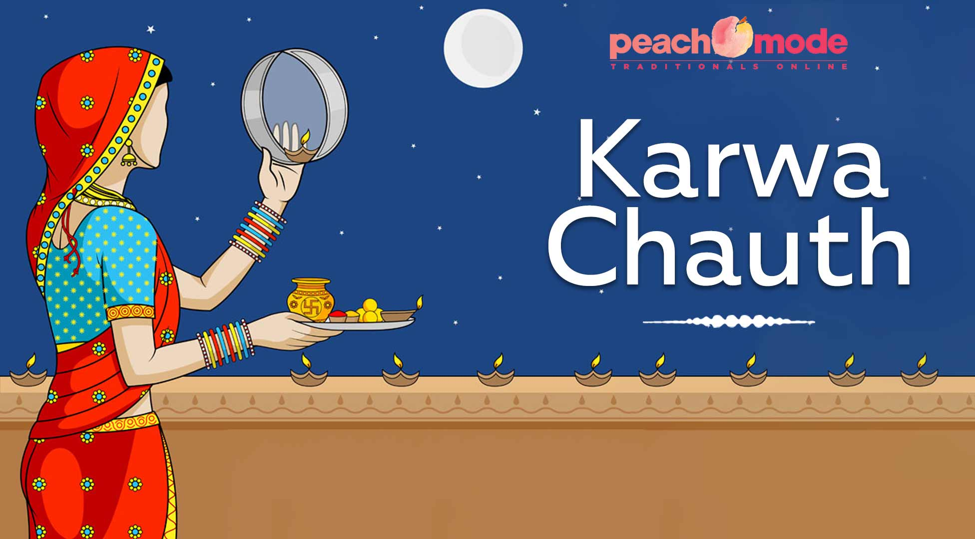KARVA CHAUTH: SPECIAL SAREES COLLECTION