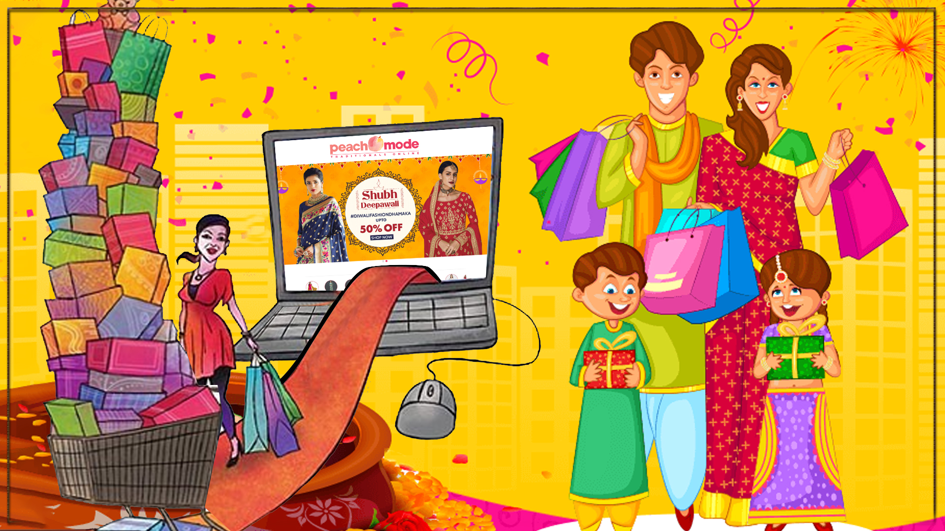 Diwali Gifts: Budget Online Shopping