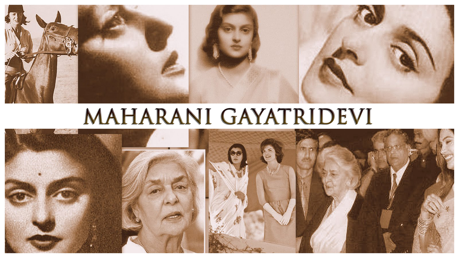 Maharani Gayatri Devi: The Pristine Beauty