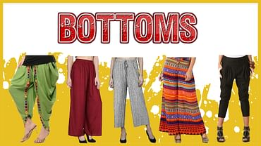 Stylish Bottom Wear For Ladies: Online Shopping