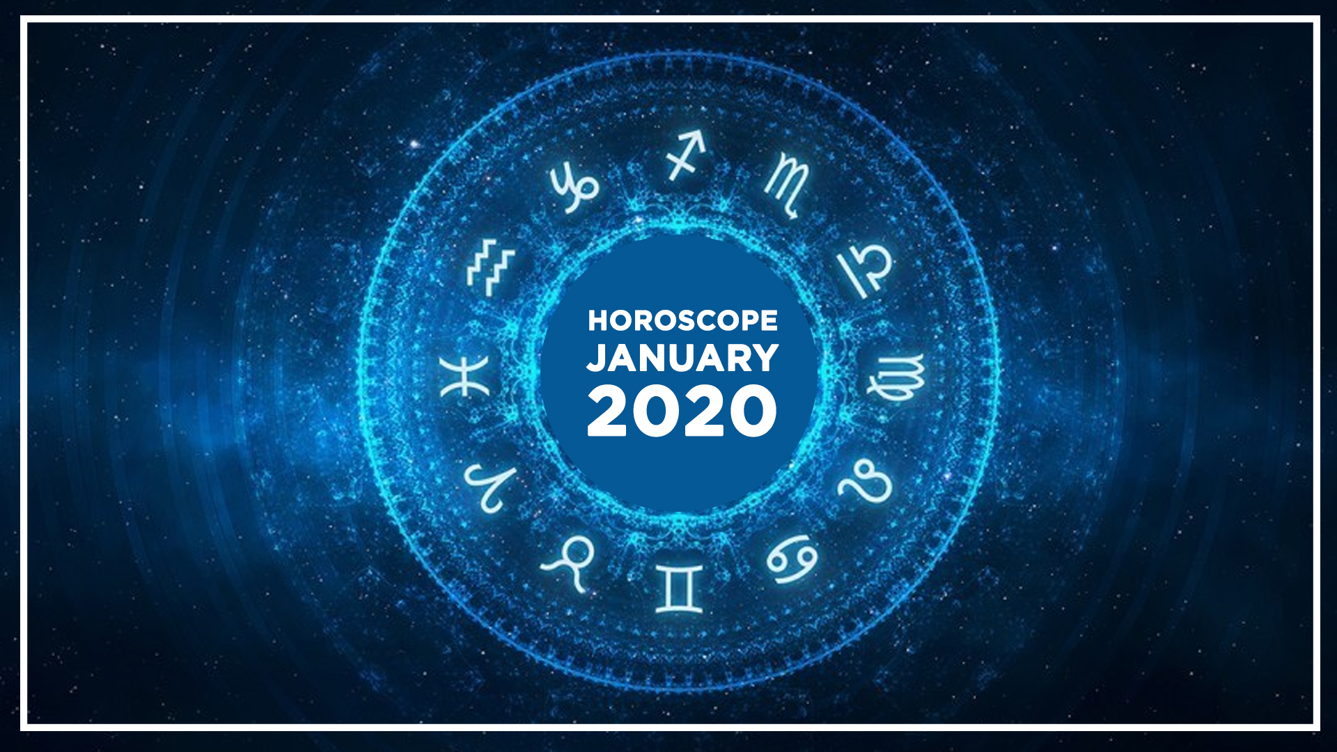 YOUR YEARLY HOROSCOPE: 2020