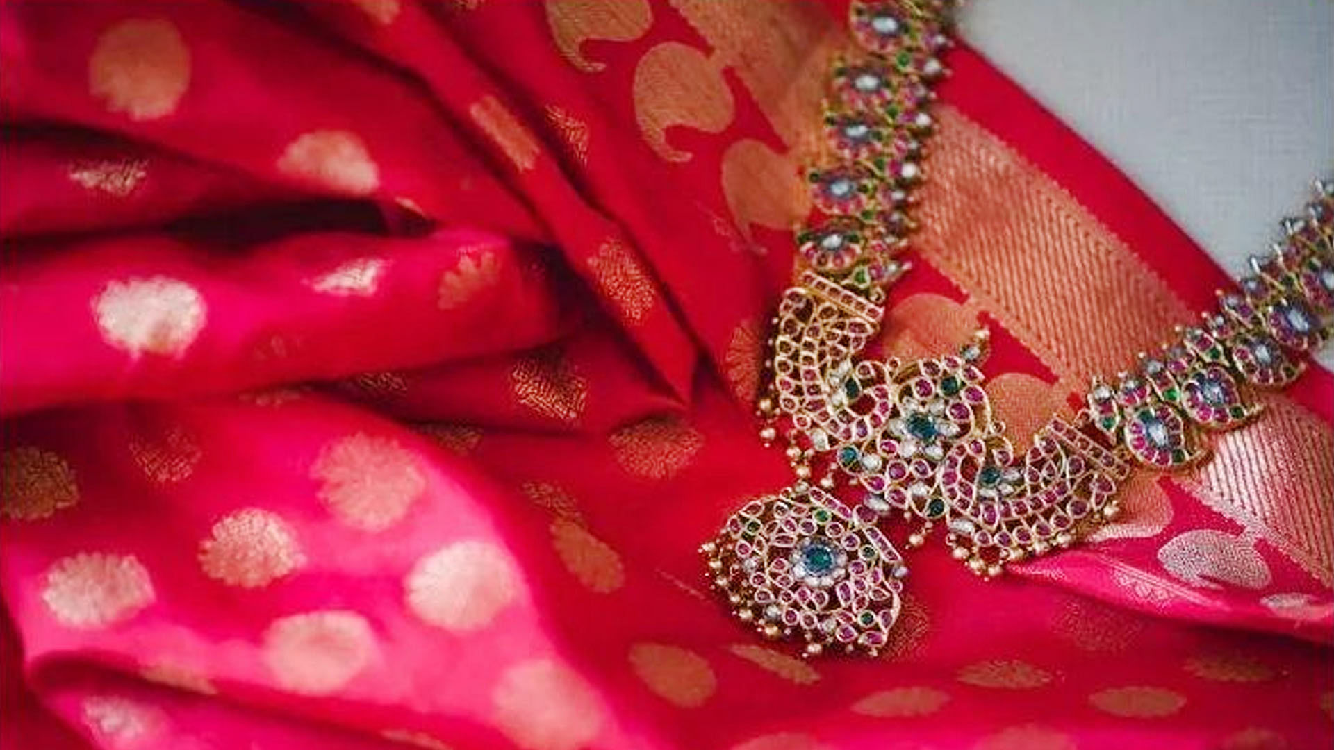 THE TALE OF THE BANARASI SAREE