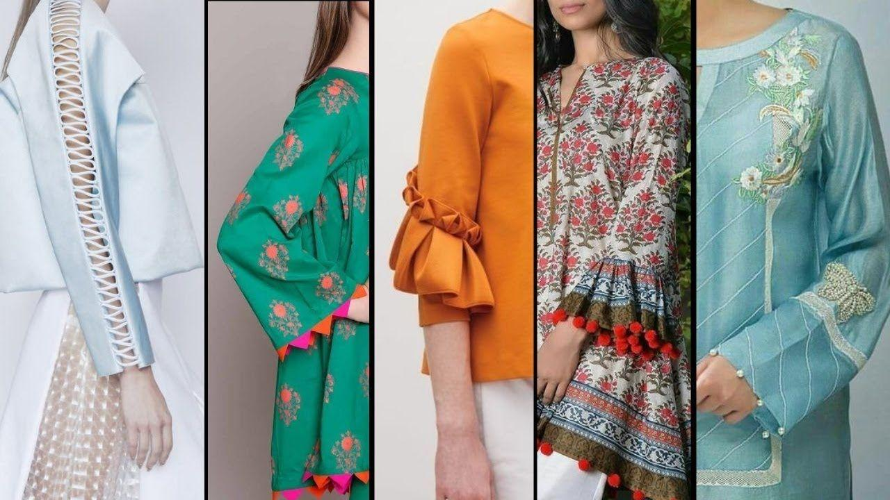 TOP 12 DAZZLING SLEEVE STYLES FOR YOUR KURTI