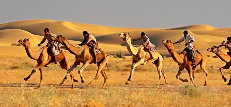 THE MIGHTY AND MAGICAL JAISALMER DESERT FESTIVAL