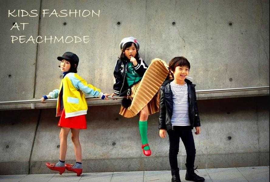 GIVE YOUR KID'S WARDROBE A LOCKDOWN FRIENDLY MAKEOVER WITH PEACHMODE!