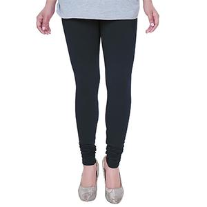 Demanding Gray Colored Casual Wear Churidar Leggings