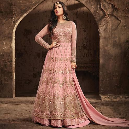 bcf7020136 Anarkali Suits - Buy Latest Designer Anarkali Dress Online at Best ...