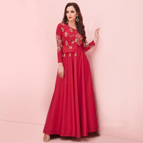 dc265f1eb0b Designer Gowns Online - Buy Latest Fashion Party wear Gowns at Best ...