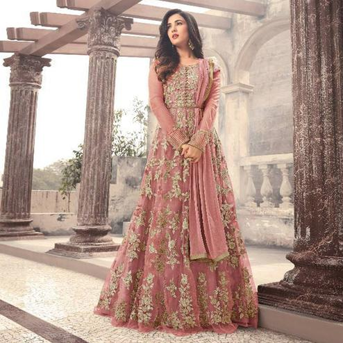 a62a0bedbf Anarkali Suits - Buy Latest Designer Anarkali Dress Online at Best ...