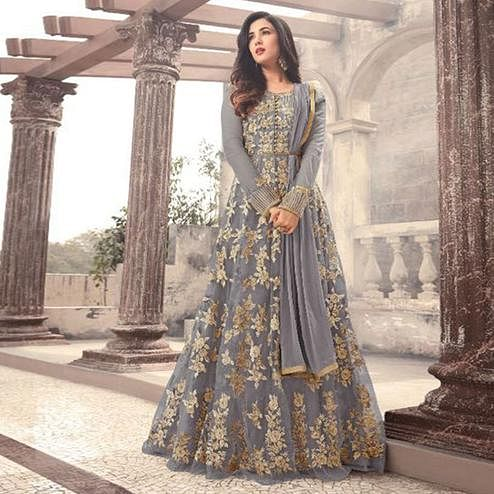 2ee6fa93bd16 Anarkali Suits - Buy Latest Designer Anarkali Dress Online at Best ...