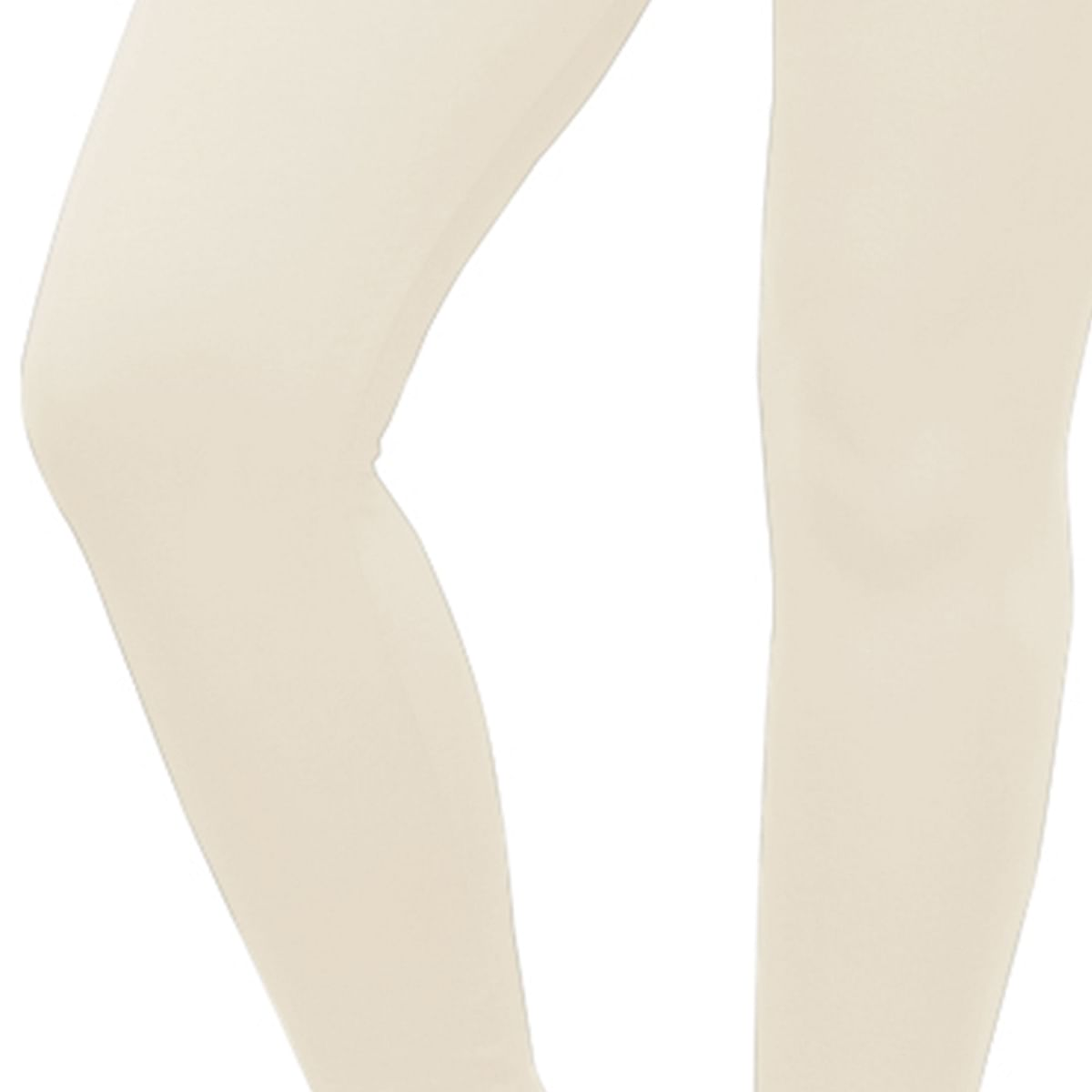 Eye-catching Cream Colored Casual Wear Ankle Length Leggings
