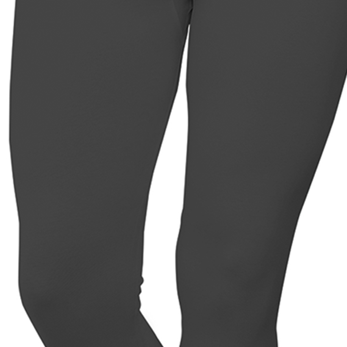 Amazing Gray Colored Casual Wear Ankle Length Leggings