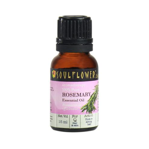 Soulflower Essential Oil Rosemary 15ml