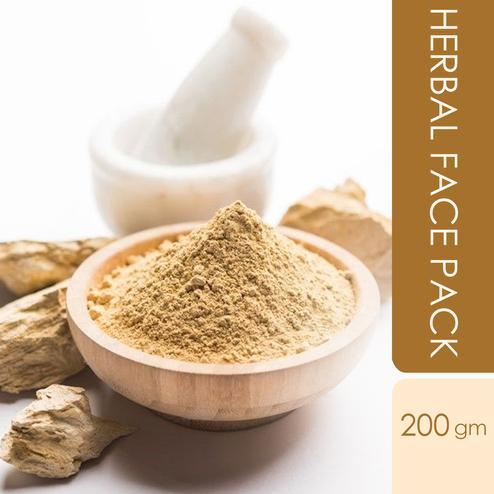 Naturecave Herbal Face Pack 200 gm
