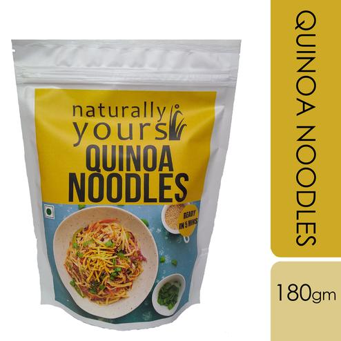 Naturally Yours Quinoa Noodles 180gms
