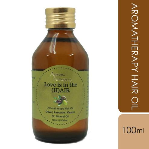 AMAYRA NATURALS Love is in the HAIR Oil - 100 ml