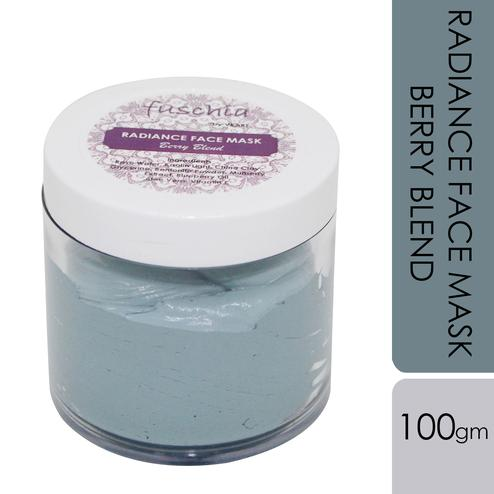 Fuschia Radiance Face Mask - Berry Blend