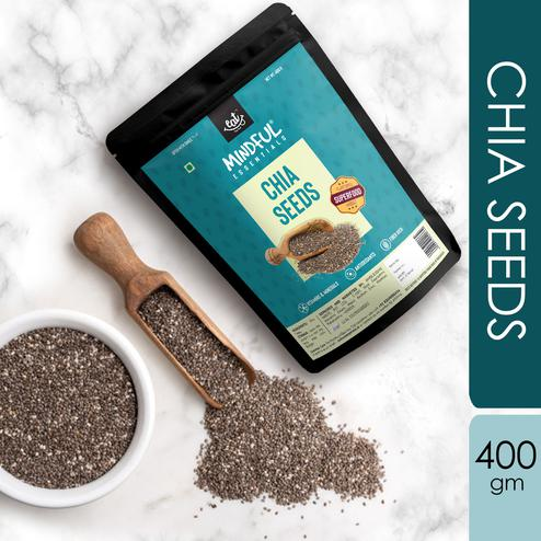 EAT Anytime Mindful Chia Seeds For Weight Loss-400g
