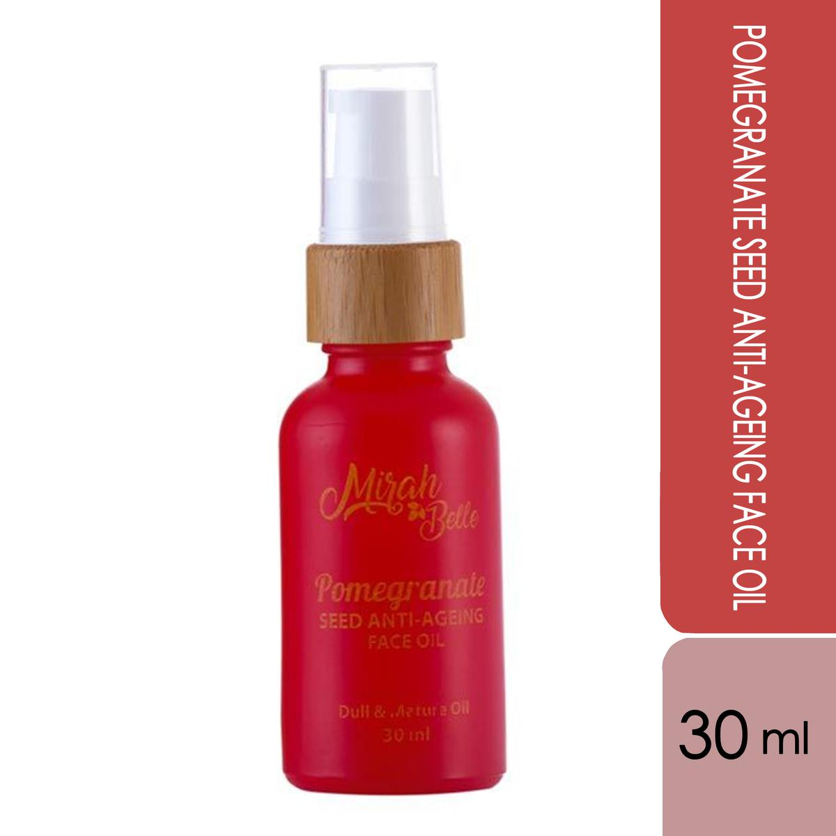 Mirah Belle Pomegranate Seed Anti - Aging Face Oil - 30Ml