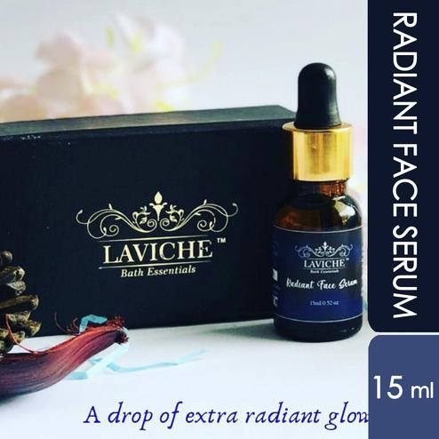 Laviche - Radiant Face Serum - 15ML