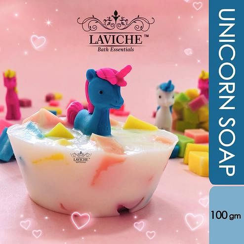 Laviche - Unicorn Soap - 100Gms