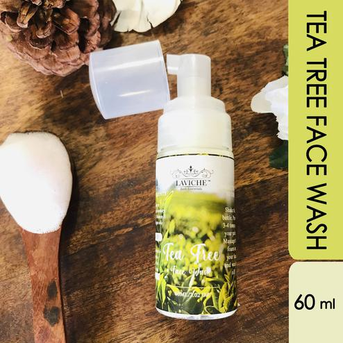 Laviche - Tea Tree Face Wash - 60ML