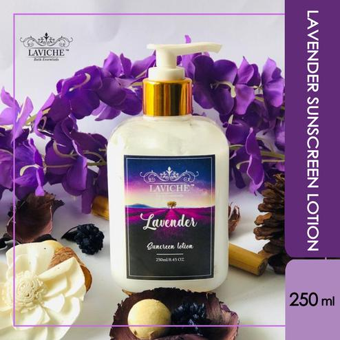 Laviche - Lavender Sunscreen Lotion - 250ML