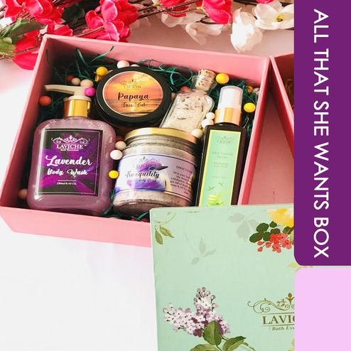 Laviche - All that she wants box
