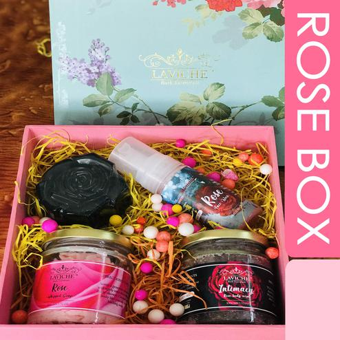 Laviche - Rose box