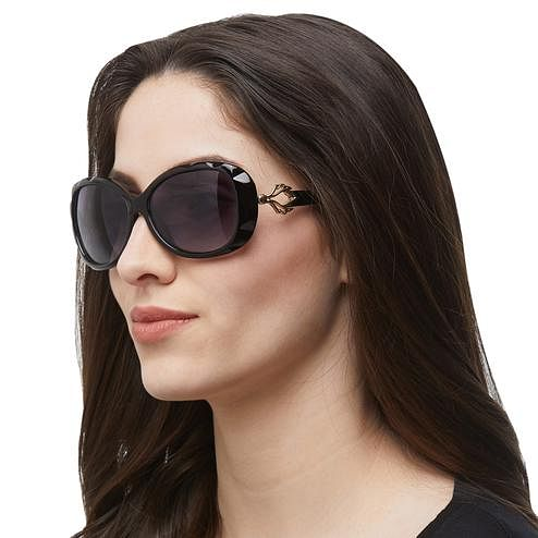 SUPERMODA Unisex Rectangle Sunglasses