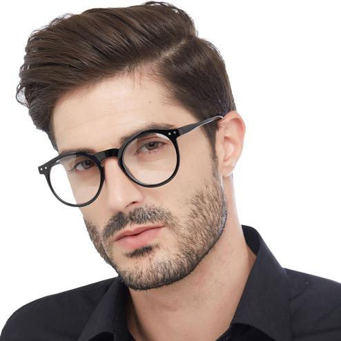 SUPERMODA Unisex Round Sunglasses
