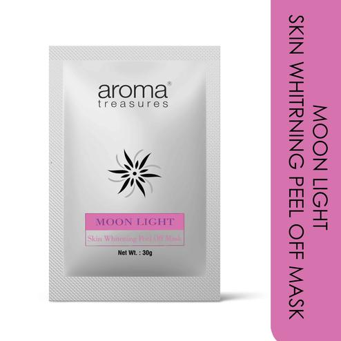 Aroma Treasures Moon Light Skin Lightening Peel Off Mask